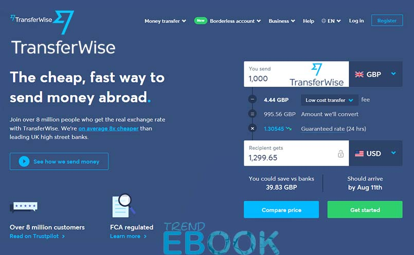 TransferWise – Is TransferWise Safe | How to Use TransferWise