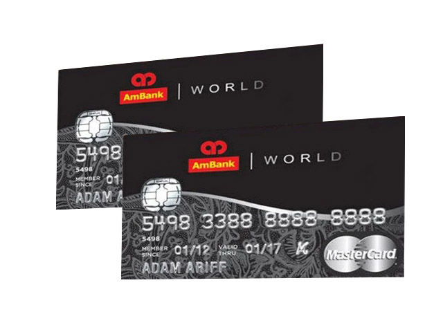 AmBank World MasterCard - How to Apply for AmBank World MasterCard | AmBank World Mastercard Review