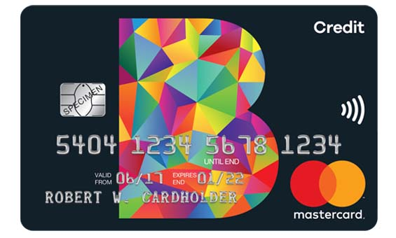 B Credit Card - Apply For B Credit Card | Make Overseas Purchases