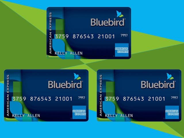 Bluebird Credit Card - Apply for Bluebird American Express Card | Bluebird American Express Reviews
