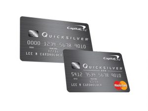 Capital One Quicksilver Cash Rewards Credit Card - Apply for Quicksilver Cash Rewards Credit Card | Capital One Credit Card
