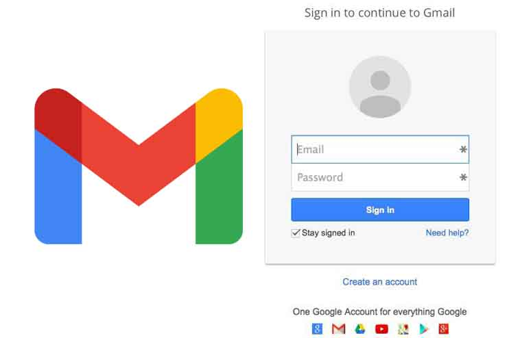 Gmail Sign Up - How to Create Gmail Account | Google Accounts