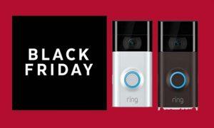 Ring Doorbell Black Friday - Ring Doorbell Deals for Black Friday 2020
