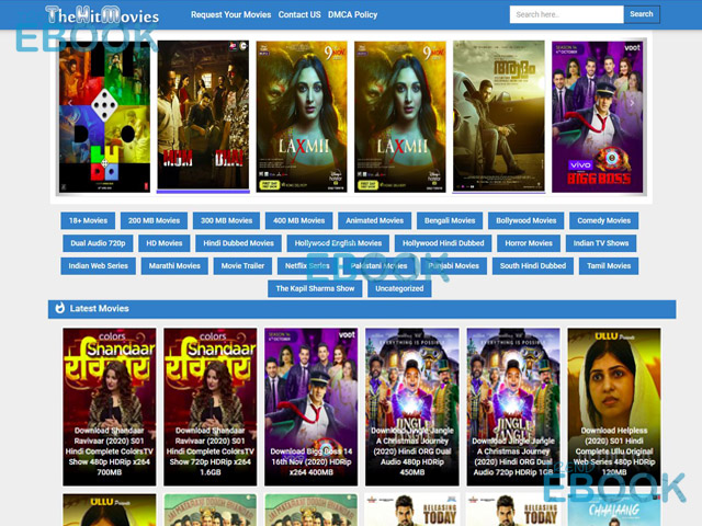 Thehitmovies - Illegal Download Free 2020 HD Movies & Web Series Website | Thehitmovies Download 2020 Site