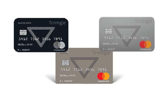 Triangle World Mastercard - Collect Canadian Tire Money | Triangle Credit Card Login