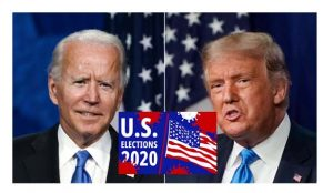 Who's in The Lead For President 2020 - Donald Trump Or Joe Biden