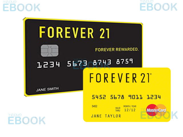 Forever 21 Credit Card - How to Apply for Forever 21 Credit Card   Forever 21 Credit Card Login