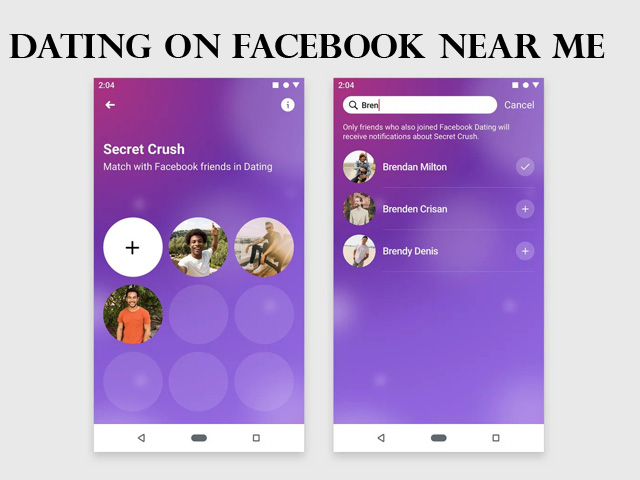 Facebook Dating Add Love - Dating on Facebook Dating App Free | Facebook Dating Site Free