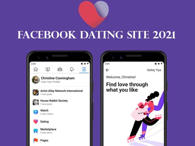 Facebook Dating Site 2021 - Dating on Facebook Made Easy | Facebook Dating