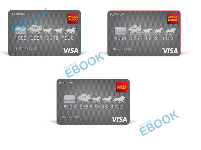 Wells Fargo Platinum Card - Benefits & Application for Wells Fargo Platinum Visa Card