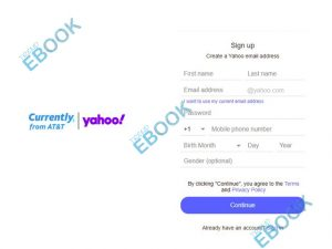 Yahoo Registration - Create New Yahoo Mail Account | Yahoo Mail Login