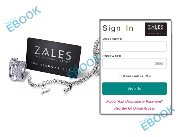 Zales Credit Card Login - Manage Your Zales Credit Card