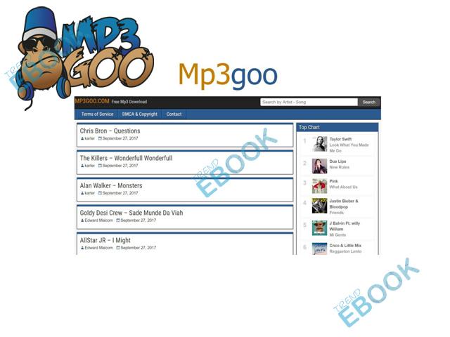 MP3GOO - Free Mp3 Downloads and Listen Online   Mp3goo.com