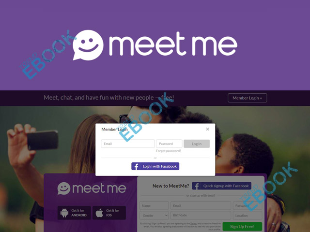 MeetMe Login - Login to MeetMe Dating Account Online | Meetme Sign In