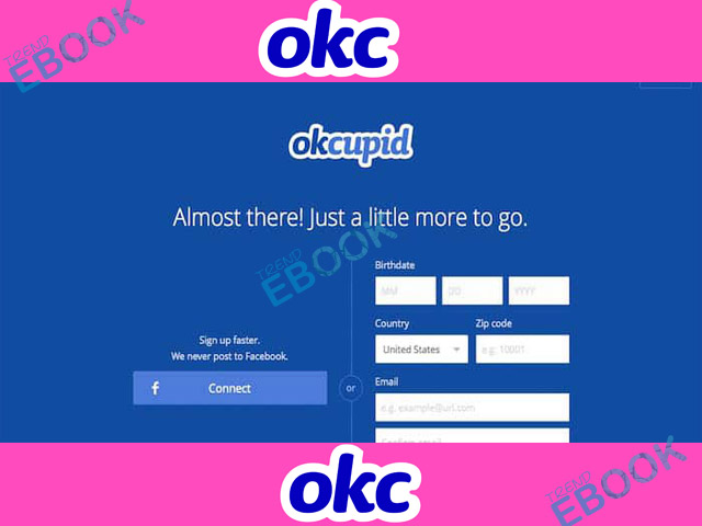 OkCupid Sign Up - How to Sign Up for OkCupid | Sign Up OkCupid Free Online Dating