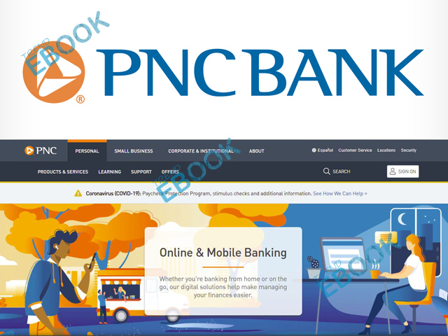 PNC Bank Online - How to Enroll in PNC Online Banking | PNC Online Banking Login