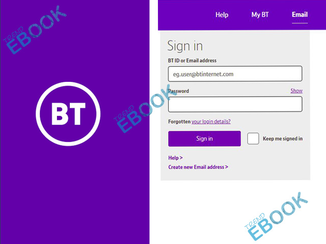 BT Email Login - How to Login to BT Email Account