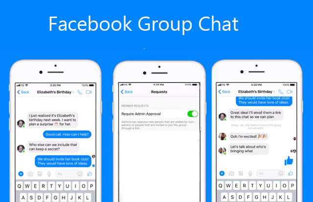 Facebook Group Chat - Facebook Group Create | Facebook Group Support