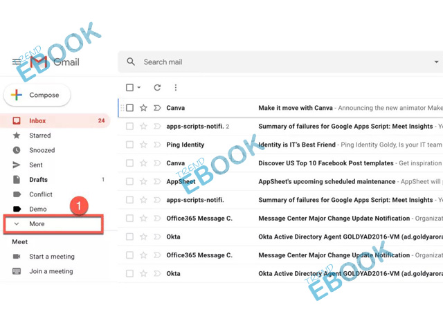 Find Archived Email Gmail - How to Find Archived Mail in Gmail