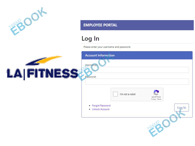 LA Fitness Employee Portal - Login to LA Fitness Employee Account
