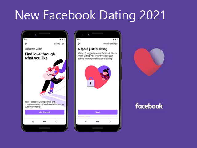 New Facebook Dating 2021: Facebook Dating to Meet Singles Online | Dating in Facebook for Free