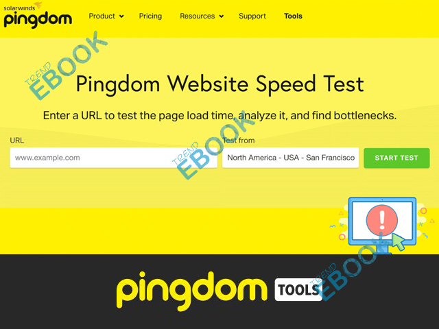 Pingdom Tools - Hows Does Pingdom Tools Work | Pingdom Speed Test