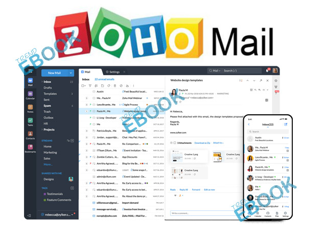 Zoho Mail - Create a Zoho Mail Account | Zoho Mail Login