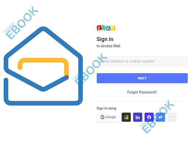 Zoho Mail Login - Login to Zoho Mail Account   Zoho Mail Login Inbox