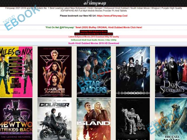 Afilmywap - Watch Latest Bollywood Movies, Hollywood Hindi Dubbed Movies