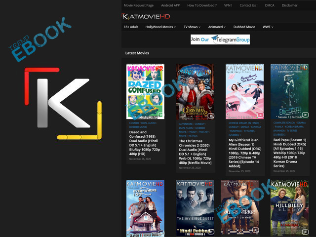 KatmovieHD - Download Free Hollywood Movies, Bollywood Movies, TV Series