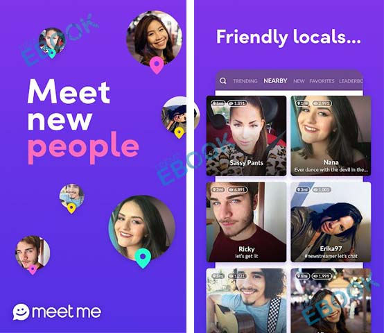 MeetMe App - Download MeetMe for Android & iOS Free