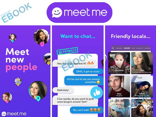 MeetMe - Go Live, Chat & Meet New People on Meet Me | MeetMe Sign Up