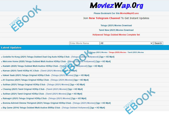 MoviezWap - Free Download Tamil, Telugu New Full Movies