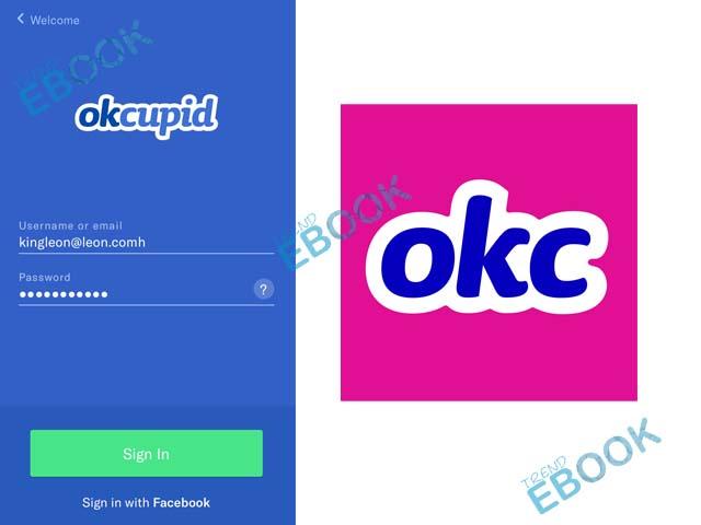OkCupid Login - How to Login to OkCupid Dating Site & App
