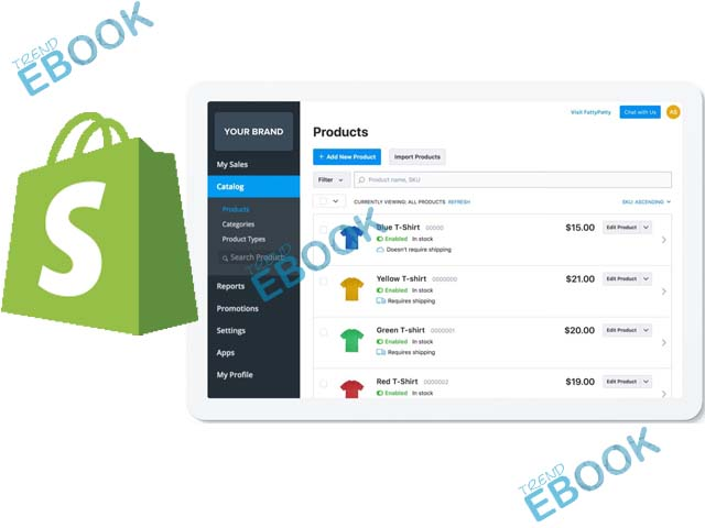 Shopify - What is Shopify, Start Selling Online on Shopify