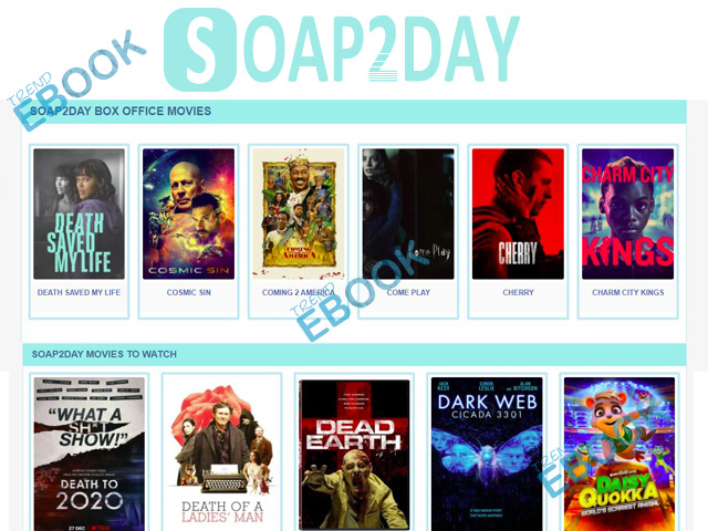 Soap2day - Watch Free Movies & Series Online on Soap2day.to Website