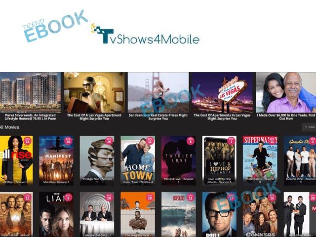 TvShow4Mobile - Download TV Shows and TV Series on TVshow4Mobile.com