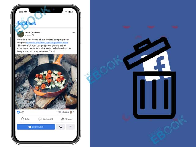 Delete Facebook - Permanently Delete Facebook Account Now