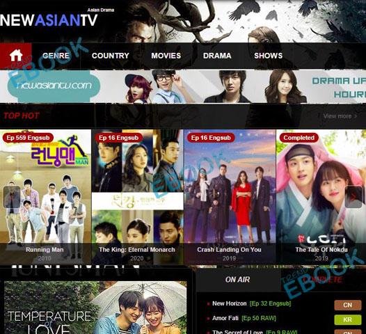 Newasiantv - Watch Asian Drama, Korean Drama, and Shows