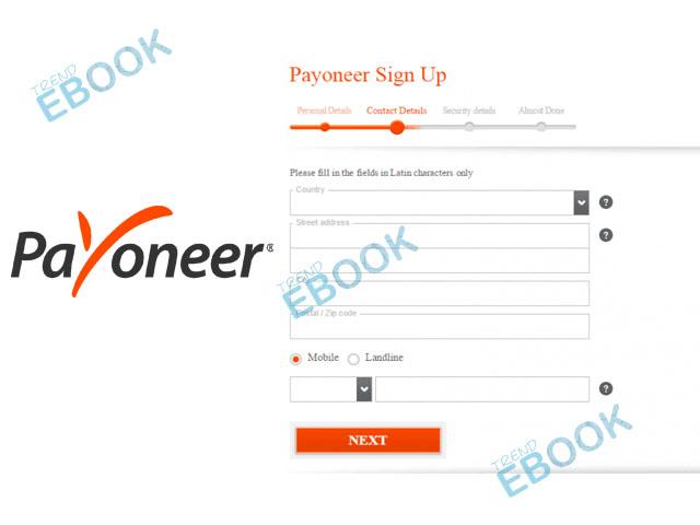 Payoneer India - How to Open Payoneer Account