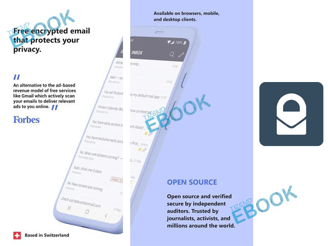 Protonmail App - Get ProtonMail Email App for iOS and Android