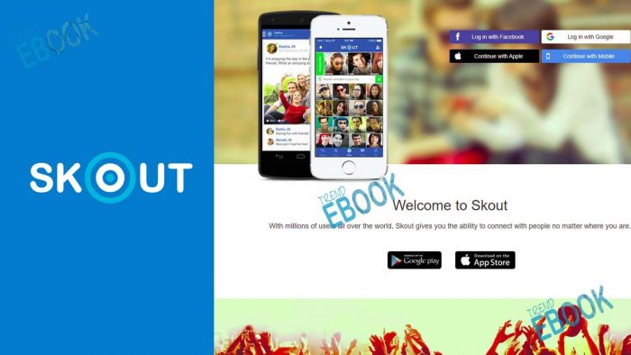 SKOUT SignUp - SKOUT Create Account Free | SKOUT Dating Sign Up