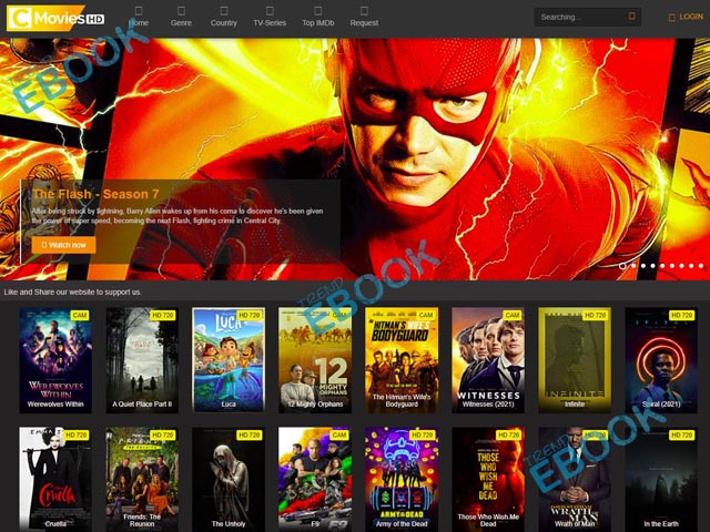 Cmovies - Illegal HD Movies Download Website   Cmovies HD