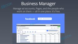 Facebook Ads Manager Account - Business.Facebook/Ads Manager