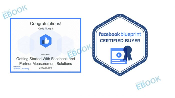 Facebook Blueprint Certification - Facebook Blueprint Certification Free | Facebook Blueprint