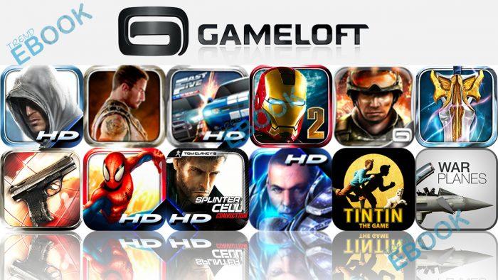 Gameloft Games - Lists of Gameloft Games   Download Free Gameloft Games