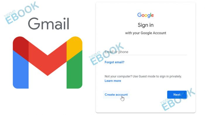 Gmail.com Sign in - How to Sign In Gmail | Gmail Log in