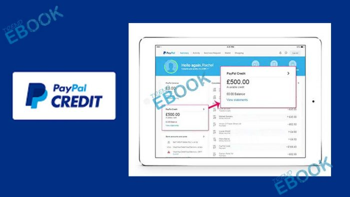 How to Apply for PayPal Credit - PayPal Credit