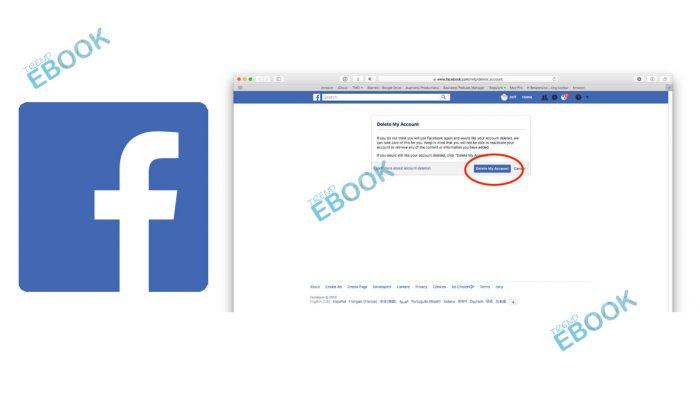 How to Permanently Delete Facebook   Delete Facebook Account Instantly   Permanently Delete Facebook