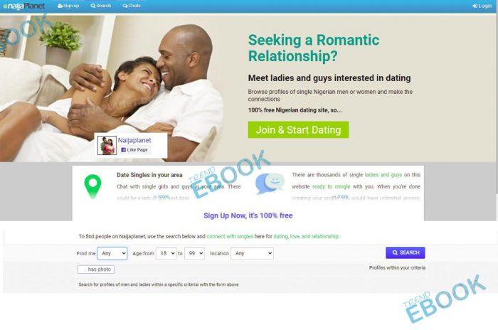 Naijaplanet - Dating Sites For Nigerian | Naijaplanet Sign up